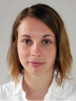 Mgr. Jana Sedláčková, Assistant for Czech Republic / Researcher